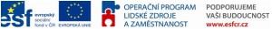 Evropský sociální fond v ČR
